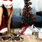 Christmas dinner with ScatLina Pooping Girls [FullHD]