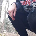 Outdoors Poop 07 Shit Girl [FullHD]