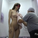 Karina poops after bathing in slave's mouth with MilanaSmelly mistress fendom scat [FullHD]