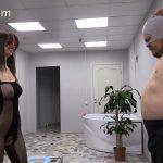 Karina's huge shit portion blocked my breathing Scat Slave Porn [FullHD]