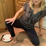 Your dinner on a platter shit with Lily [FullHD]