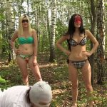 Toilet slave Vitaly is back with TinaAmazon [FullHD]