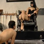 SHIT TRAINING LESSON Mistress Gaia