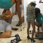 Toilet Slave Enforcement Kit Part 4 Carmen HD Dom-Princess