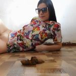 Makes you eat shit – Masturbation in shit with miss_Di [FullHD]