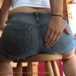 SexyFlatulence – Fart and Poo in Jean Shorts Scatshop