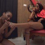MF-7513 Lisa Black, Bianca Santos – SHITTY HALLOWEEN Newmfx